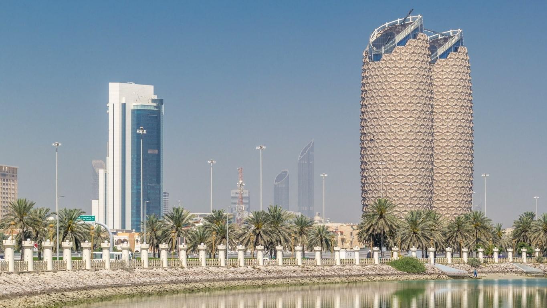 Башни Аль-Бахар