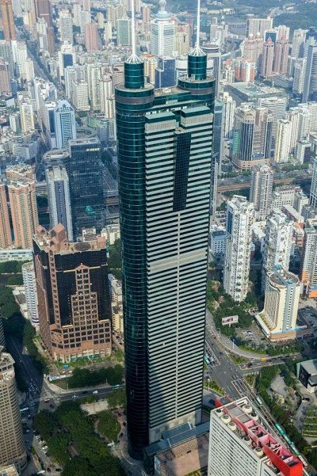 Shun Hing Square Tower, Shenzhen