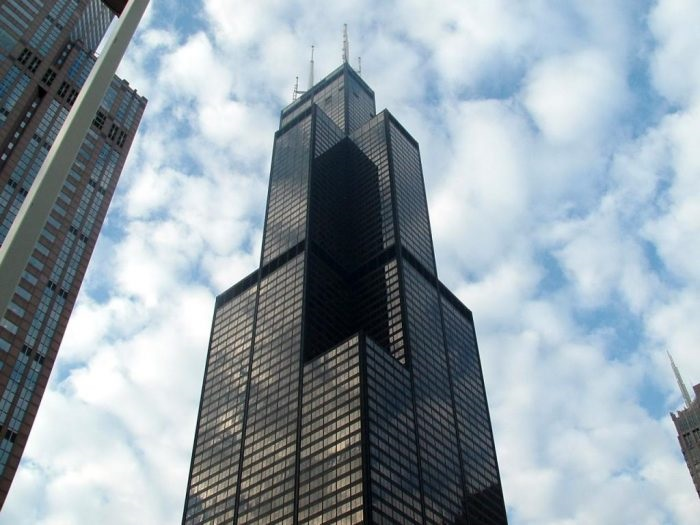 Formerly Sears) Tower