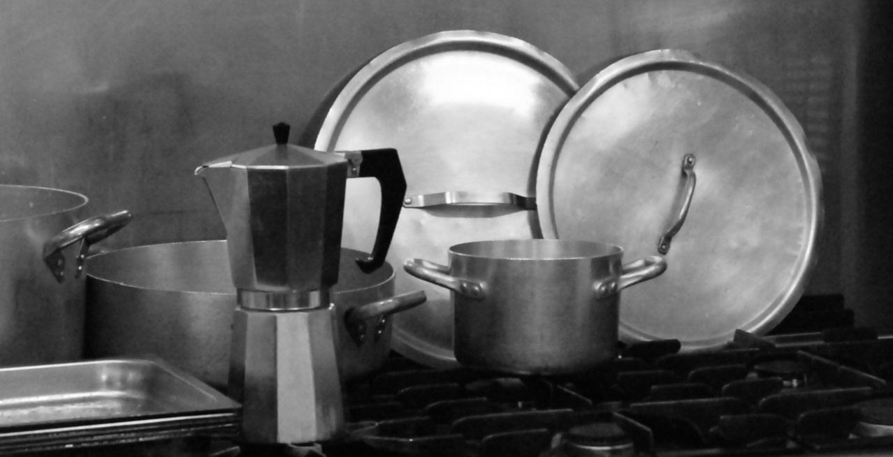 Посуда из алюминия