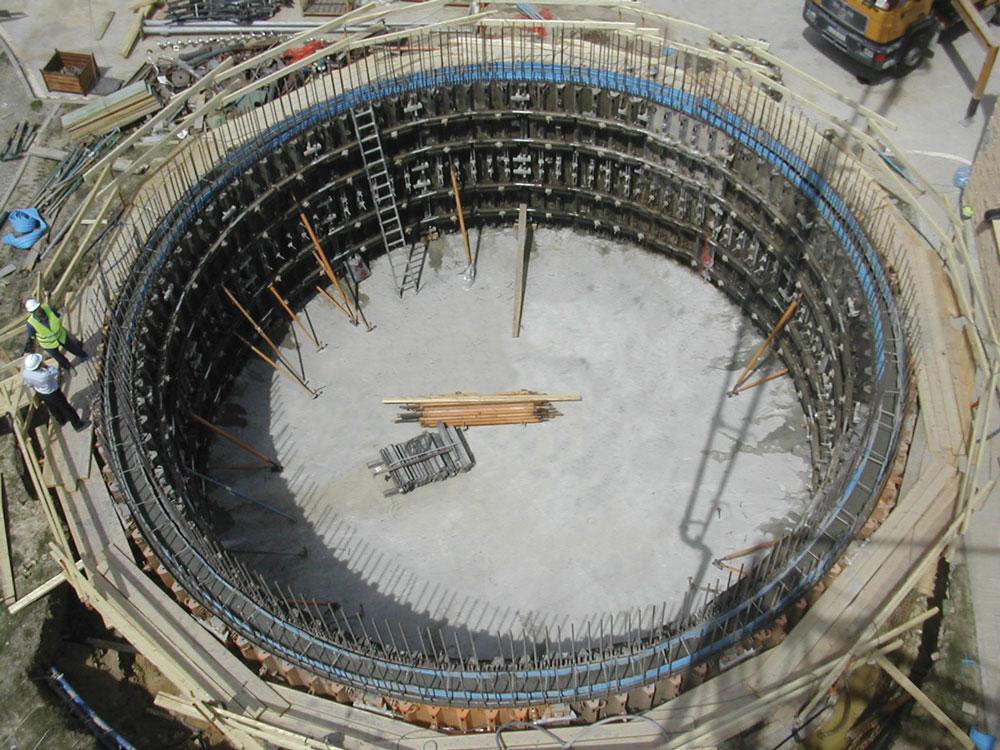 сталь кругла в будівництві
