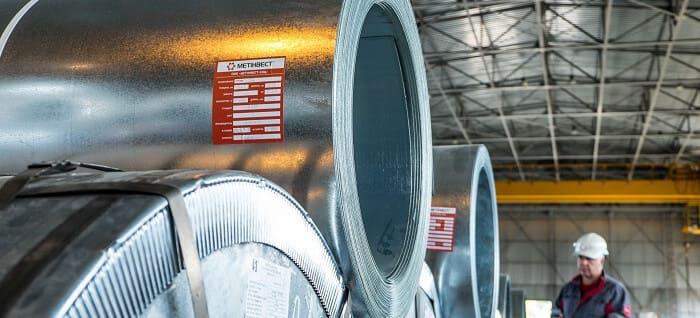 Оцинкованная сталь: виды, особенности, применение согласно ГОСТ
